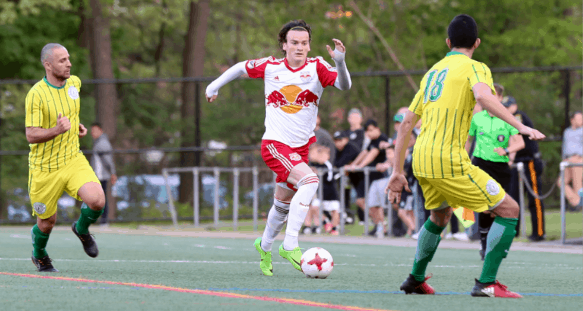 ROSTER REVEAL: By Red Bulls' U-23's for Open Cup match vs. FC Motown