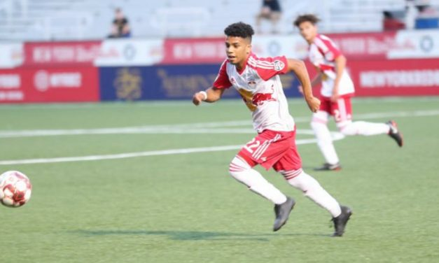 MEMPHIS BOUND: Red Bulls U-23's face USL Championship team in Open Cup