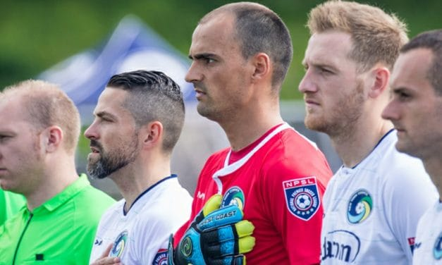 GUARDIANS OF THE GOAL: Cosmos have 4 and they already have had their moments this season