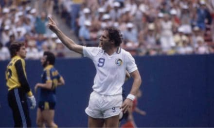 THE LAST TIME: The Cosmos hosted an international friendly was in 1985
