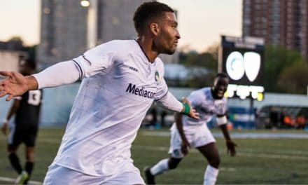 THERE'S NO PLACE LIKE HOME: Cosmos relish not breaking from their routine during the playoffs
