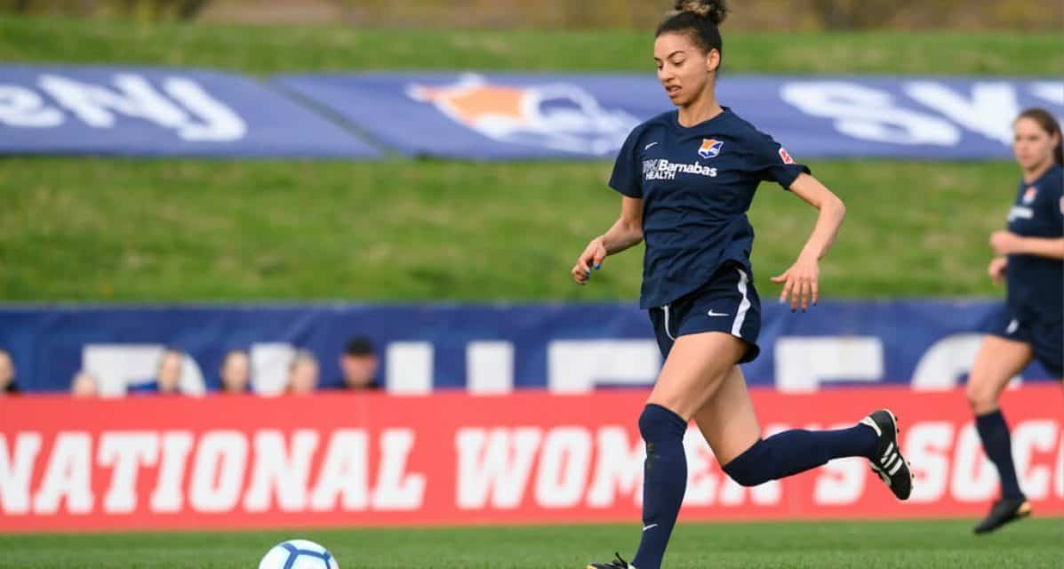 HEADING FOR FRANCE: Cameroon selects Sky Blue FC's Johnson for Women's World Cup