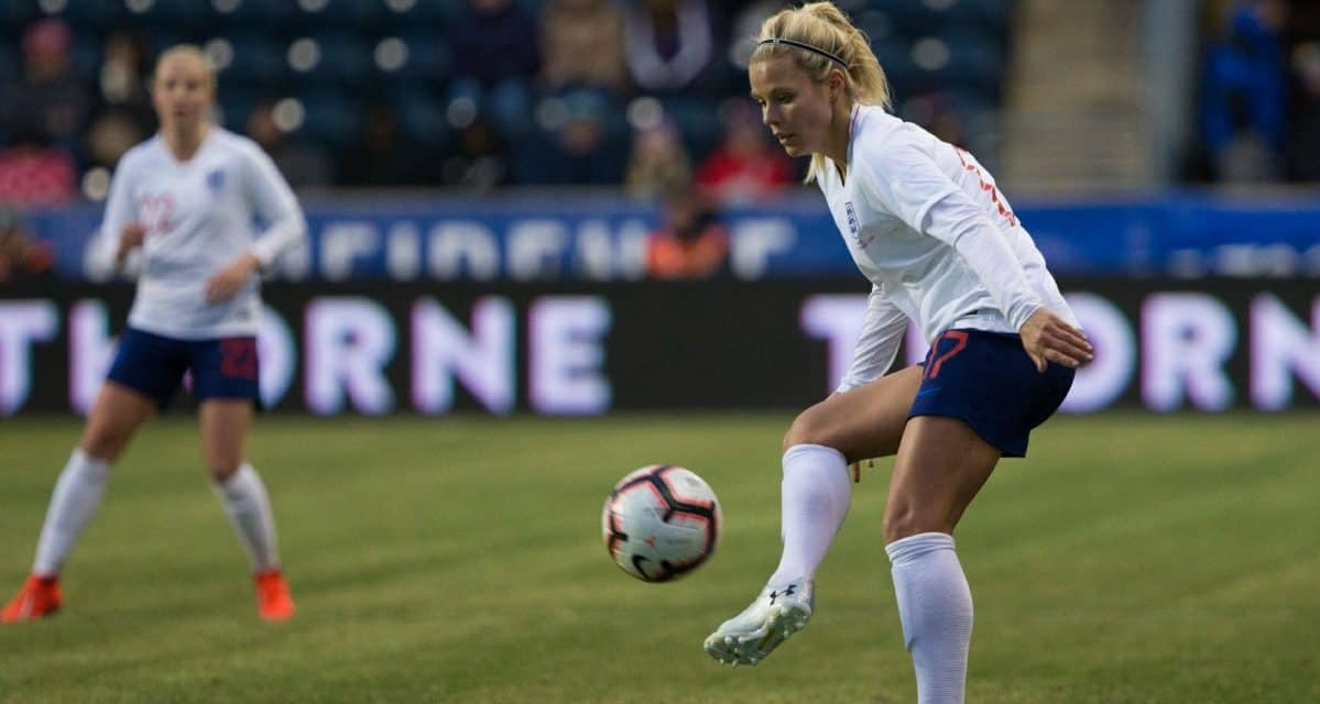 MAKING THE TEAM: Ex-St. John's star Daly named to England WWC squad