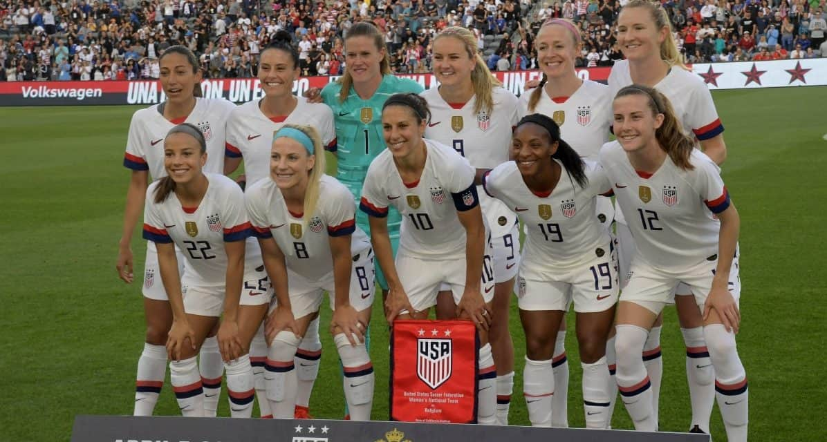 ROSTER REVEAL: USWNT to announce Women's World Cup team on Twitter Thursday