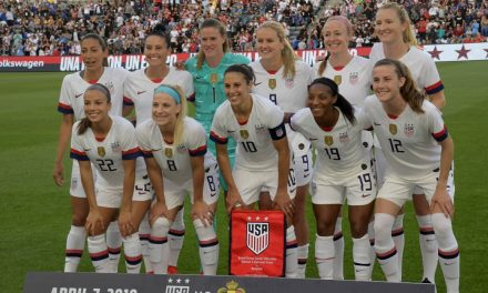 LOTS OF EXPERIENCE: U.S.'s WWC team's average age is 28