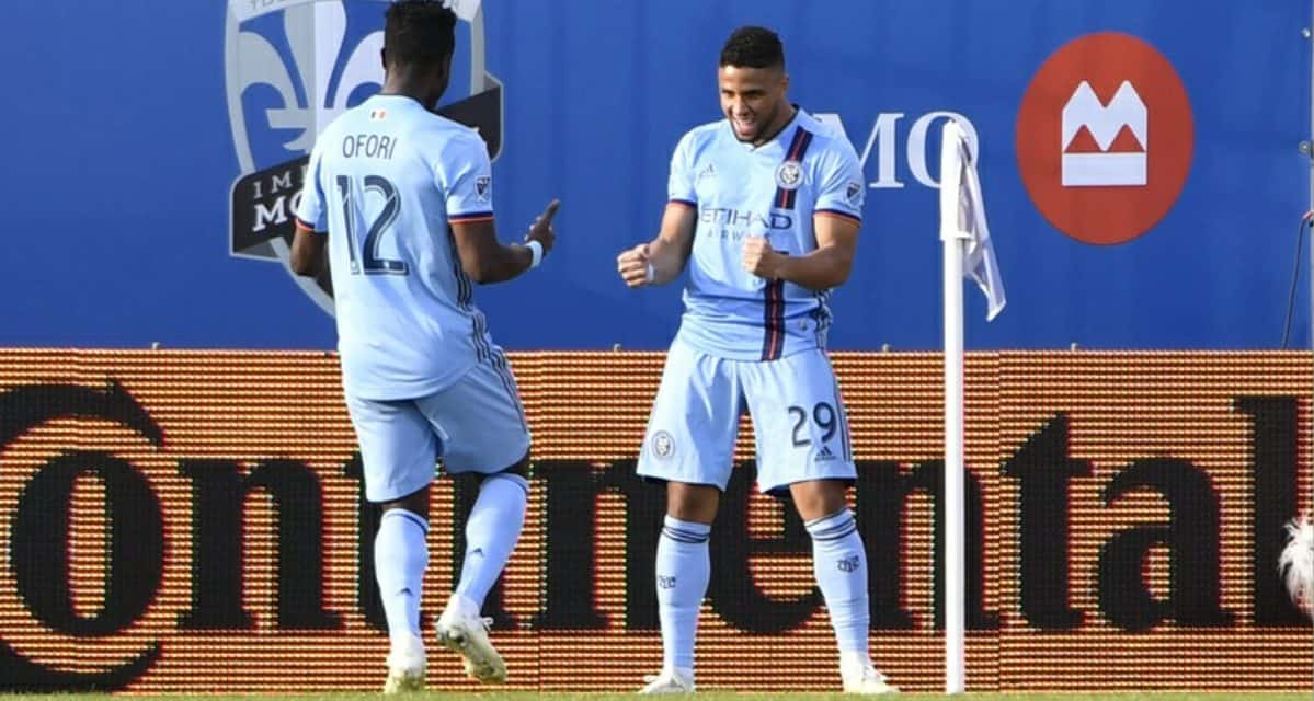 ON A ROLL: NYCFC makes a big impact in Montreal