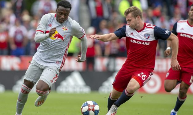 PLENTY IN RESERVE: Using mostly backups, Red Bulls shock FC Dallas to record 1st road win
