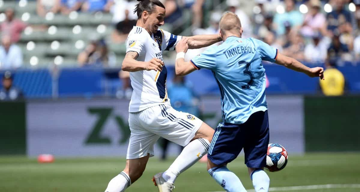 TO LIVE AND THRIVE IN LA: NYCFC blank the Galaxy, 2-0