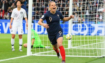 PRINCESSES IMPRESS AT PARC DES PRINCES: France rolls past Korea in Women's World Cup opener