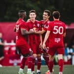 KEEPING IT CLEAN: Red Bull II blanks Bethlehem Steel FC, 4-0