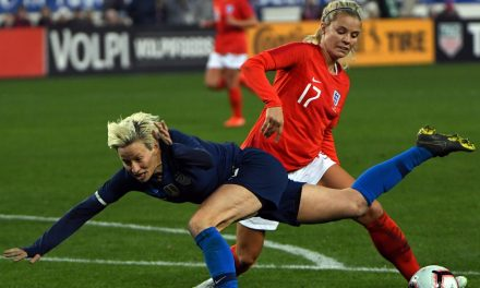 FIRST STEPS: Daly makes World Cup debut in England win