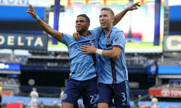 NO CONTEST: NYCFC score all 7 goals in 5-2 rout of FC Cincy, extend unbeaten streak to 10