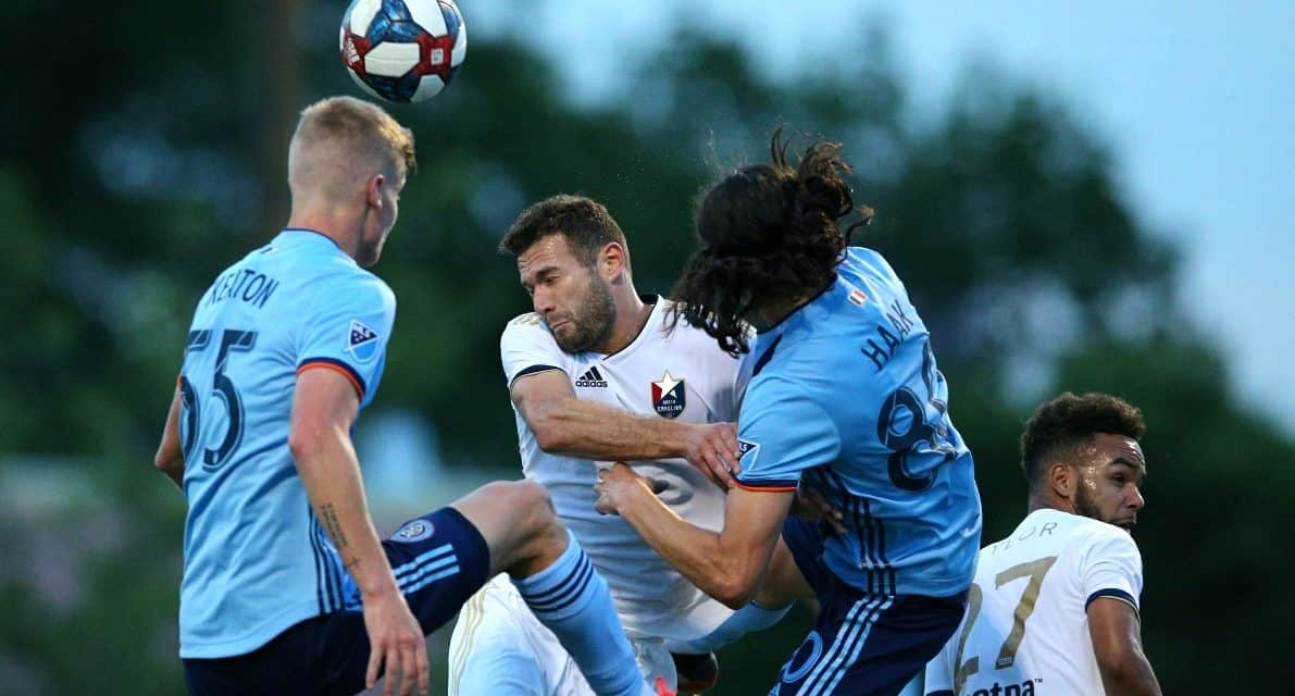 NOTHING CAN BE FINER: NYCFC blanks North Carolina for 1st Open Cup win