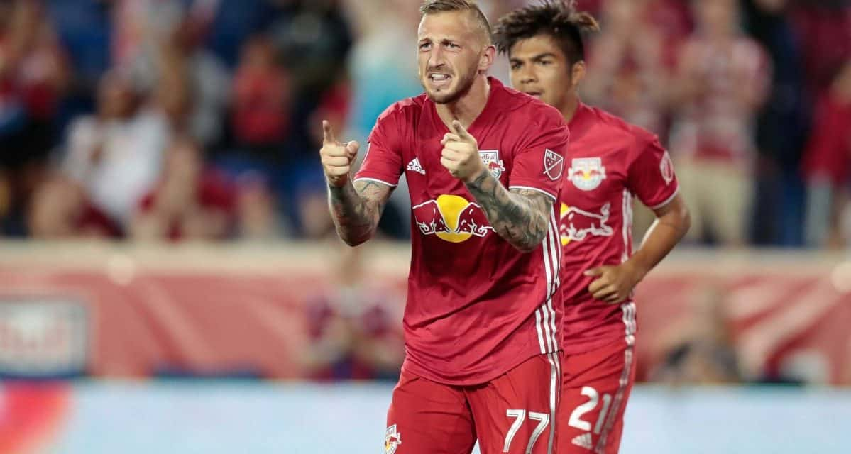 BACK ON THEIR FEET: Red Bulls bounce back, bounce Fire, 3-1