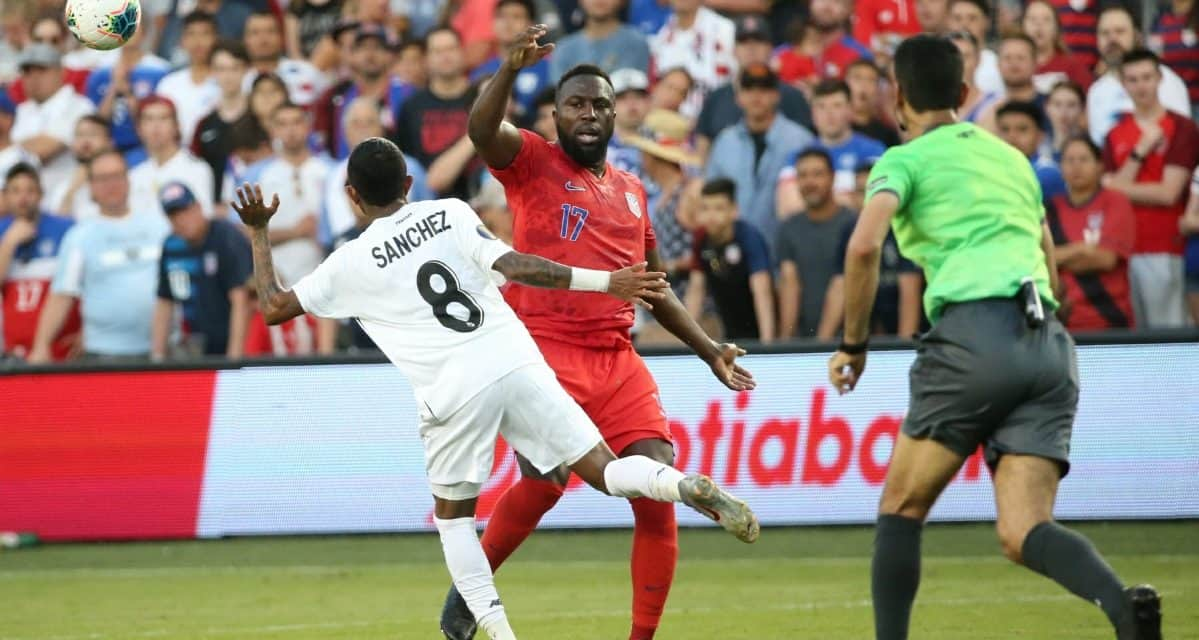 A PERFECT THREE: USA men win again at Gold Cup as Altidore gets winner