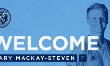 ADDING DEPTH: NYCFC sign Aberdeen winger Mackay-Steven
