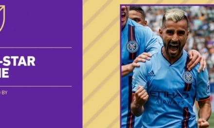 MAKING THE TEAM: Moralez selected to MLS all-star squad