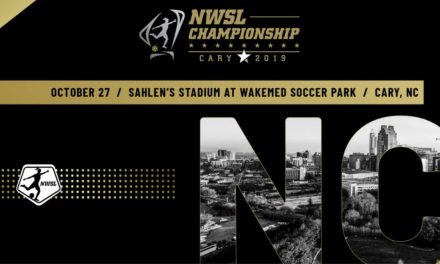 THAT CHAMPIONSHIP GAME FEELING: North Carolina Courage to host NWSL final