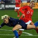 WILL SHE START?: England coach Neville hints that Daly might