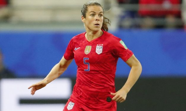 READY FOR ROUND TWO: U.S. women prepare for a Chile Sunday