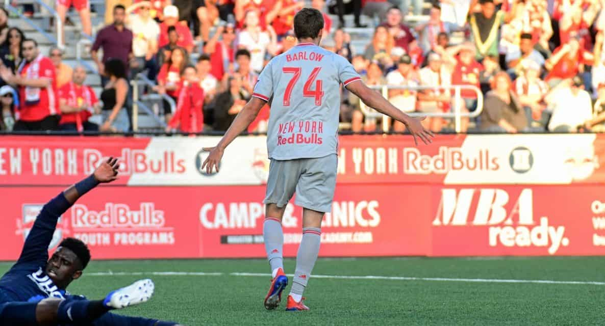 BURNED BY BUNBURY: 2 late goals, including one in extratime, boot Red Bulls from Open Cup