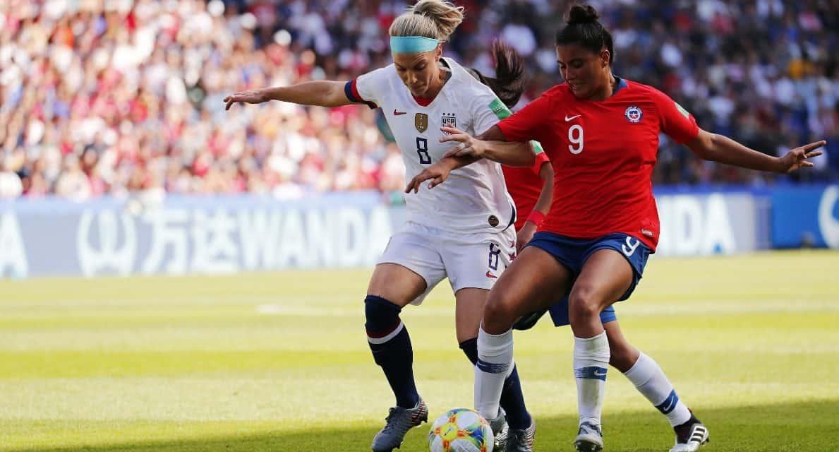 THEY'RE FINE: Morgan, Ertz are a go vs. Spain
