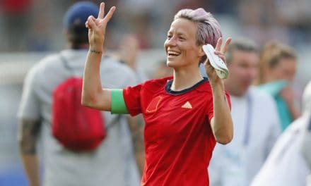 PRESIDENTIAL TWEET STORM: Trump shoots back at Rapinoe