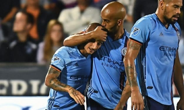 FEELING A ROCKY MOUNTAIN HIGH: NYCFC rallies for 2-1 win at Colorado