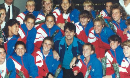 FIRST HAND:  Combating a myth from the 1991 Women's World Cup