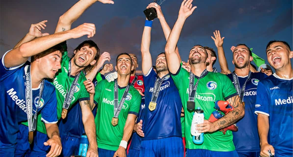 THEY FEEL LIKE A FAMILY: Cosmos say team chemistry has played a big role in their success