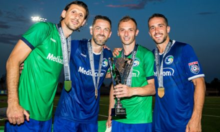 ARE THEY SEMI(FINAL) TOUGH?: Cosmos to tussle with San Diego for a chance at NPSL final