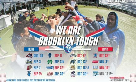 THE SCHEDULE IS SET: For St. Francis Brooklyn men this fall