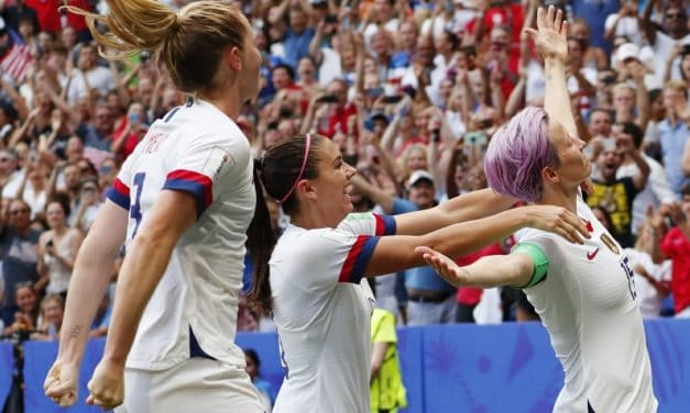 GOING FOURTH: USA women win a record 4th world championship, defeating the Netherlands, 2-0