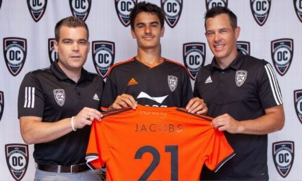SOME YOUNG IDEAS: Orange County SC signs 14-year-old, youngest player to ink pro contract