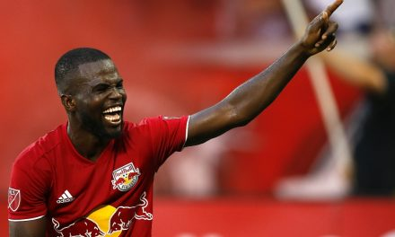 LONG-TIME COMING: Red Bulls record 1st home shutout since June 1 in win over Toronto FC