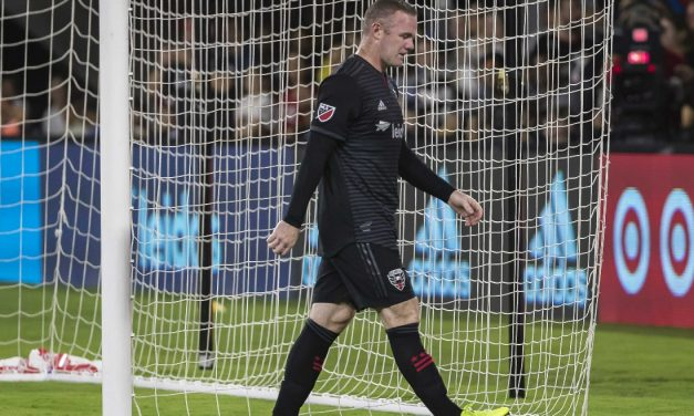 SOME CAPITAL PUNISHMENT: Red Bulls down D.C. as Rooney sees red