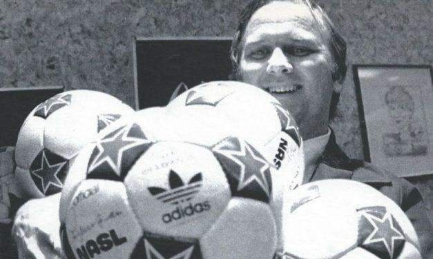 GOODBYE, JOHN: Ex-Diplomats, Quakes GM, soccer promoter Carbray passes away