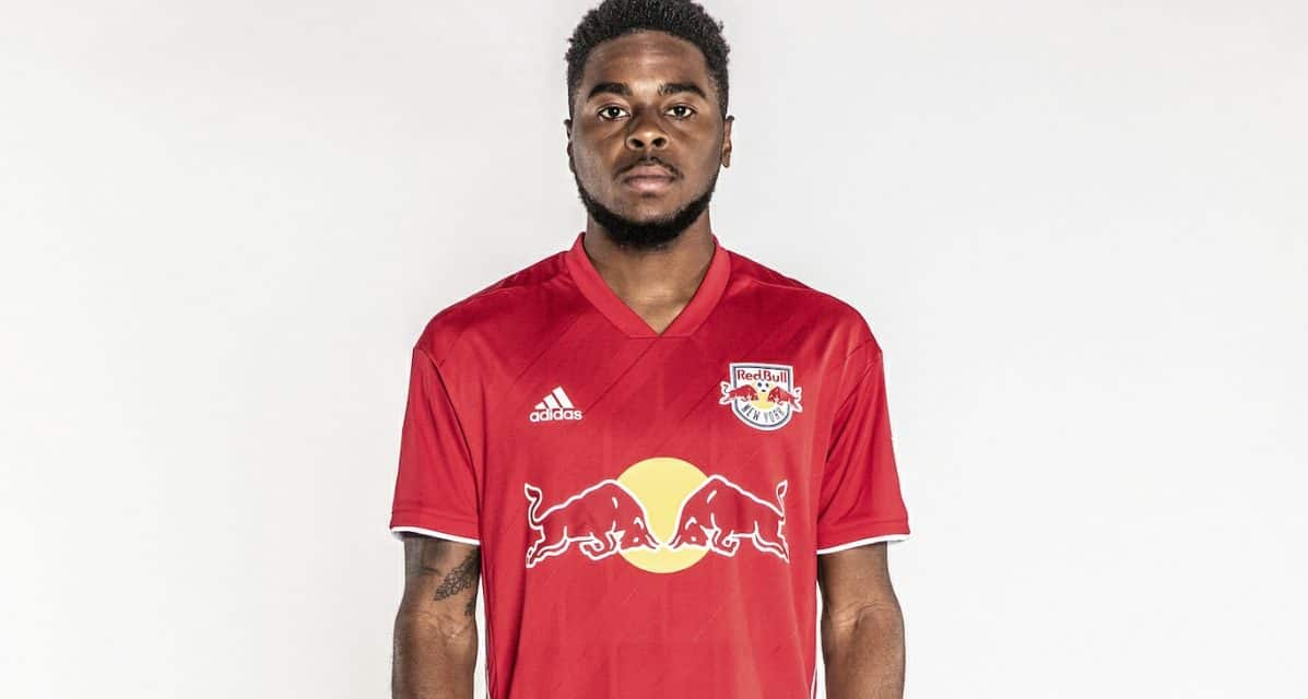 LOANED OUT: Red Bulls' Epps heads to Memphis 901 FC