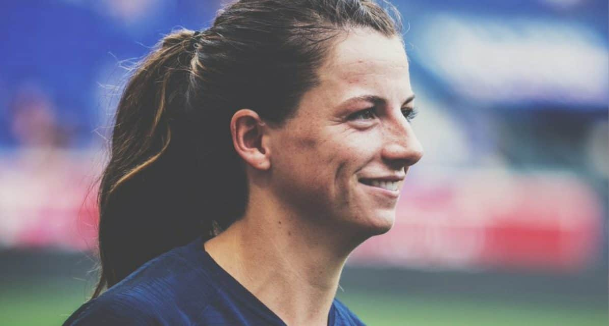 PAIGE TURNER: Sky Blue's Monaghan named NWSL player of the week