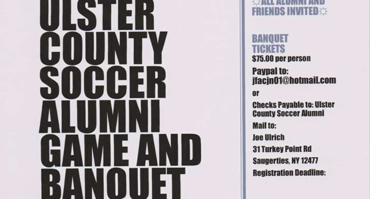 FOR GEORGE: Ulster CC to celebrate Vizvary, school's soccer history