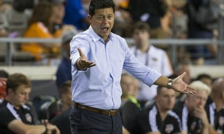 GETTING THE BOOT: Dynamo fires Cabrera as coach, Arnaud named interim boss