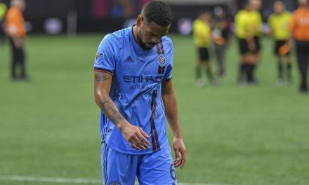 NO ORDINARY JOSEF: Martinez's brace breaks records as Atlanta downs NYCFC