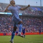 DOUBLE TROUBLE: Heber, Castellanos power NYCFC to a 4-1 rout at Cincy