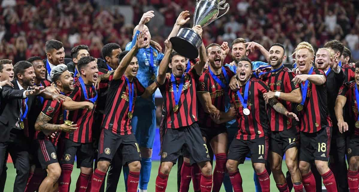 THEIR CUP RUNNETH OVER: Atlanta captures U.S. Open Cup
