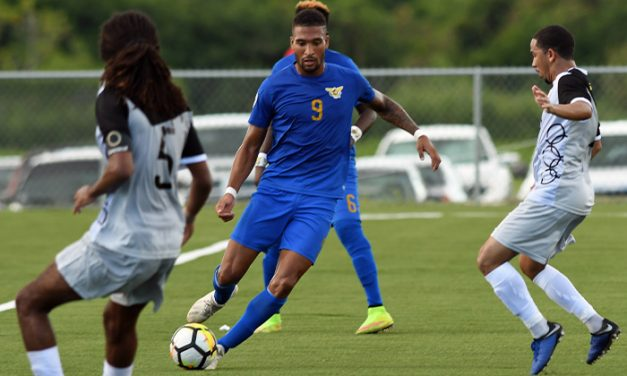 HEADING FOR THE CARIBBEAN: Cosmos' Dennis (USVI), John-Brown (Grenada) to play in Concacaf Nations League