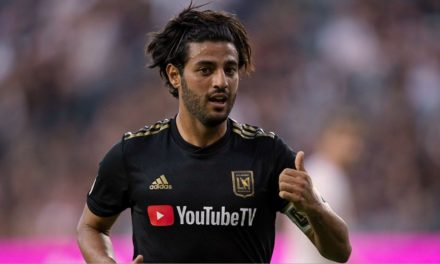 NO SURPRISE: LAFC's Vela named MLS player of the month again