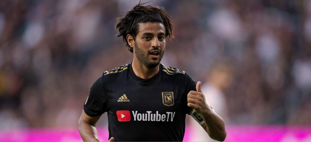 ANOTHER GOLDEN MOMENT?: Will Vela be named MLS MVP?