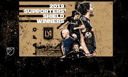 NATIONAL COUNTDOWN: No. 9: Vela, LAFC set some high MLS standards