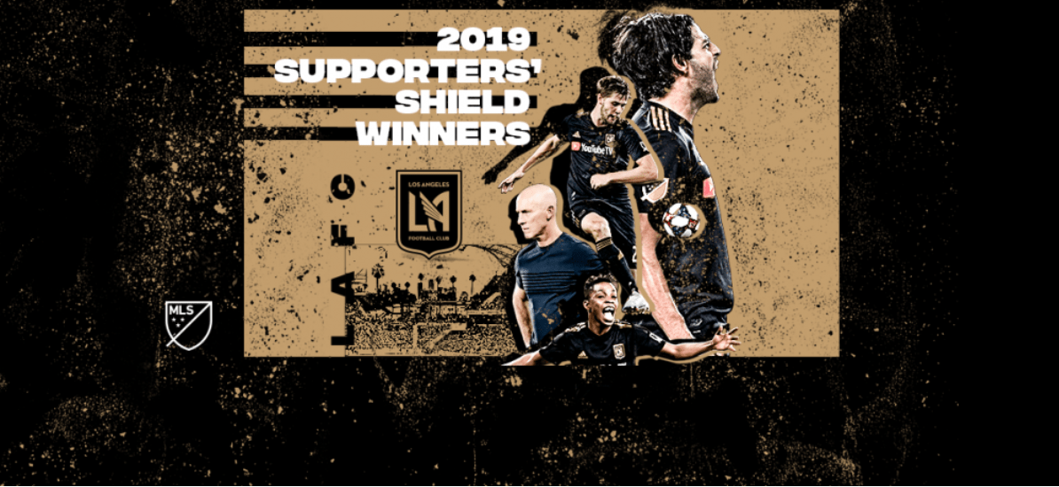 SHIELDS UP: LAFC earns Supporters Shield, home-field advantage in the playoffs