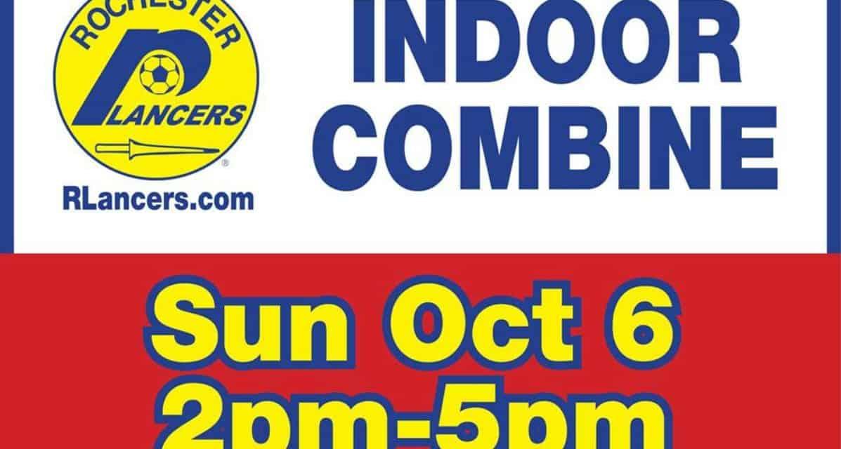 INDOOR COMBINE: Lancers to hold one Oct. 6